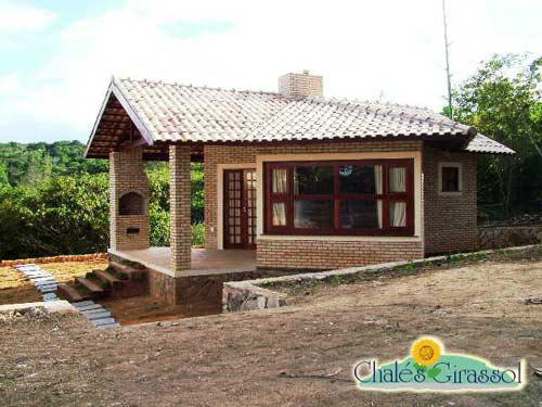 Chalés Girassol-Confortáveis chalés na serra de Guaramiranga